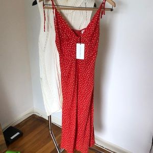 NWT Cotton Candy LA dress